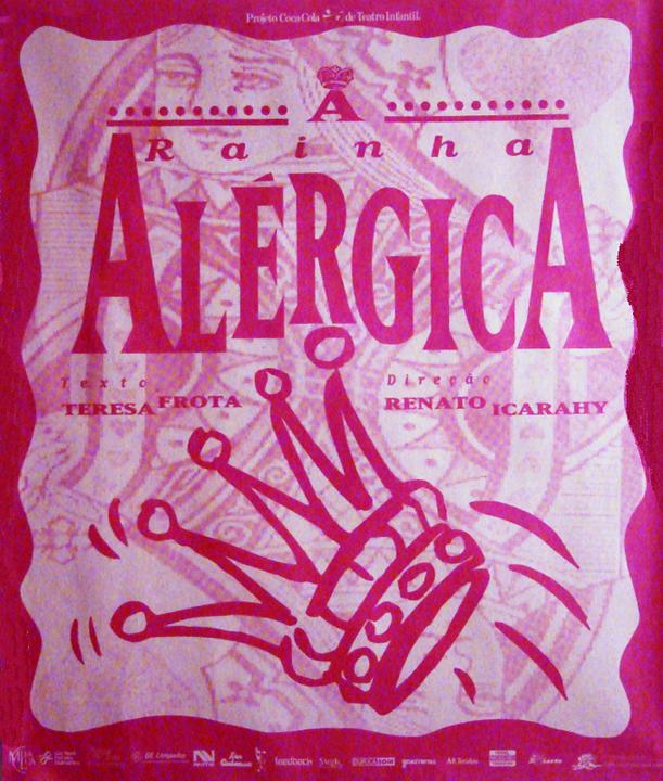 cbrij-acervo-renato-icarahy-a-rainha-alergica-cartaz-1993